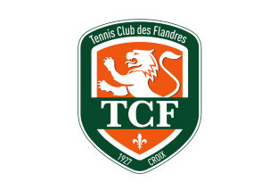 Logo d'introduction au projet Tennis Club des Flandres