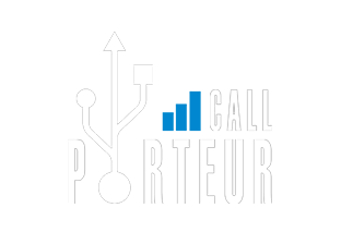 Logo d'introduction au projet Callporteur