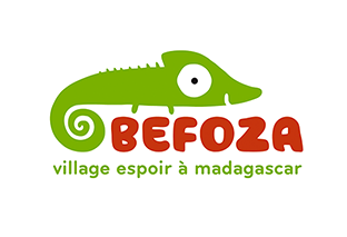 Logo d'introduction au projet Befozamada
