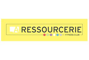 Logo d'introduction au projet La Ressourcerie